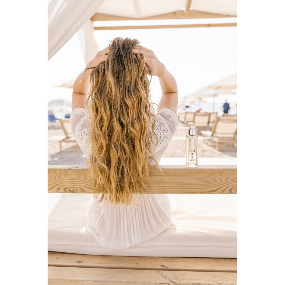 Love is in the Hair - Λάδι Μαλλιών Πρόσωπο